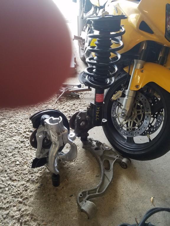 HiPer strut (GNB suspension code) & coil-over conversion PdN5ib