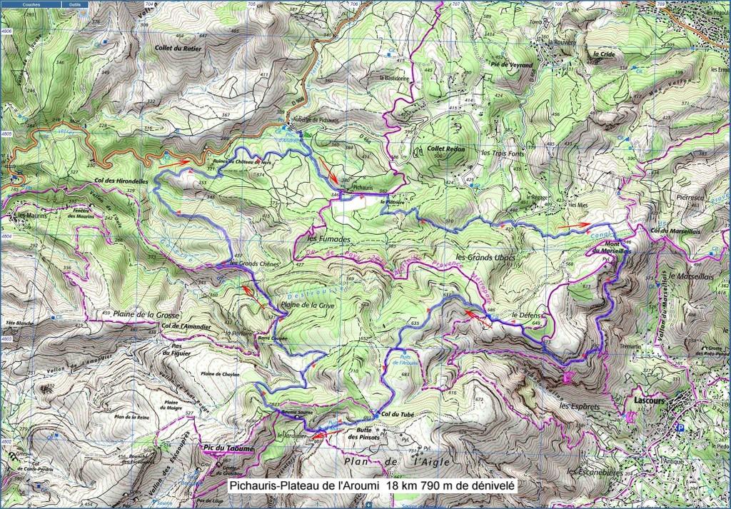 Garlaban-Pichauris-Plateau de l'Aroumi-Jeudi 30 novembe 2017 QXrk3f