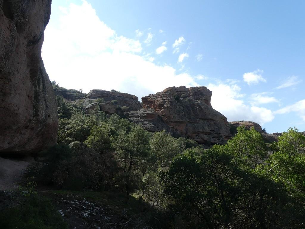 Traversée du Rocher de Roquebrune-Jeudi 29 mars 2018 S55rfp