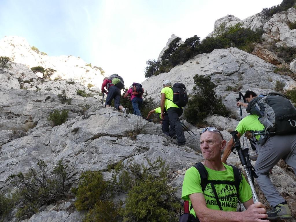 Calanques-Marseilleveyre-Plateau de l'Homme Mort-Jeudi 2 novembre 2017 Tislzg