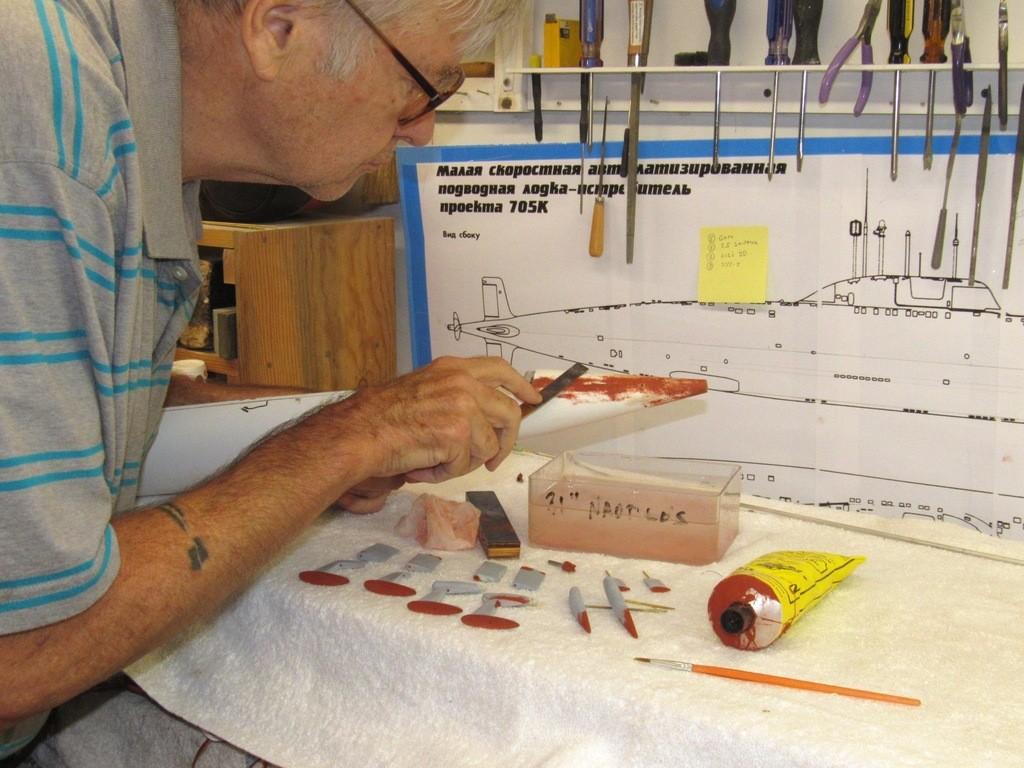 upgrading the SSY 1/96 ALFA kit VyKO8q