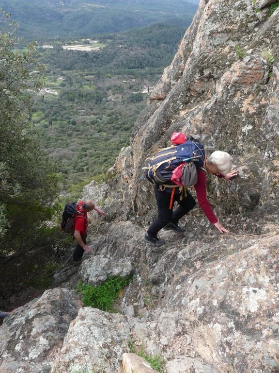 Traversée du Rocher de Roquebrune-Jeudi 29 mars 2018 XmHeSY