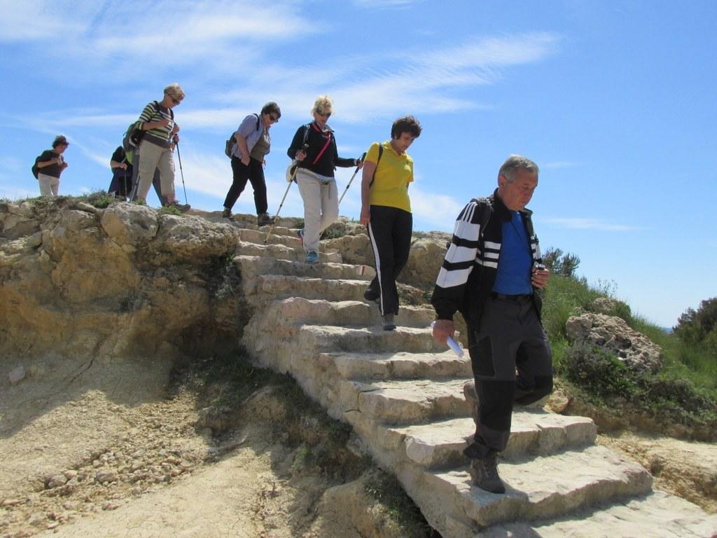 La Couronne - Le sentier des douaniers - Jeudi 30 avril 2015 0pmIR4