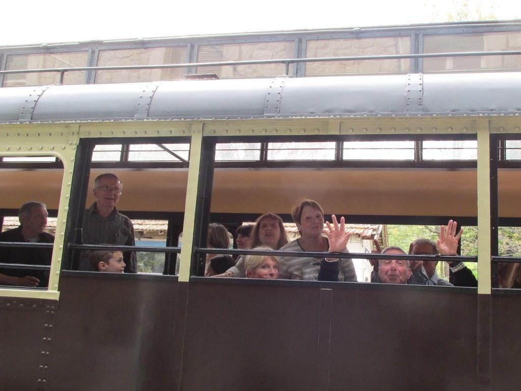 Bambouseraie d'Anduze - Train des Cévennes - Samedi 18 avril 2015 92RQuG