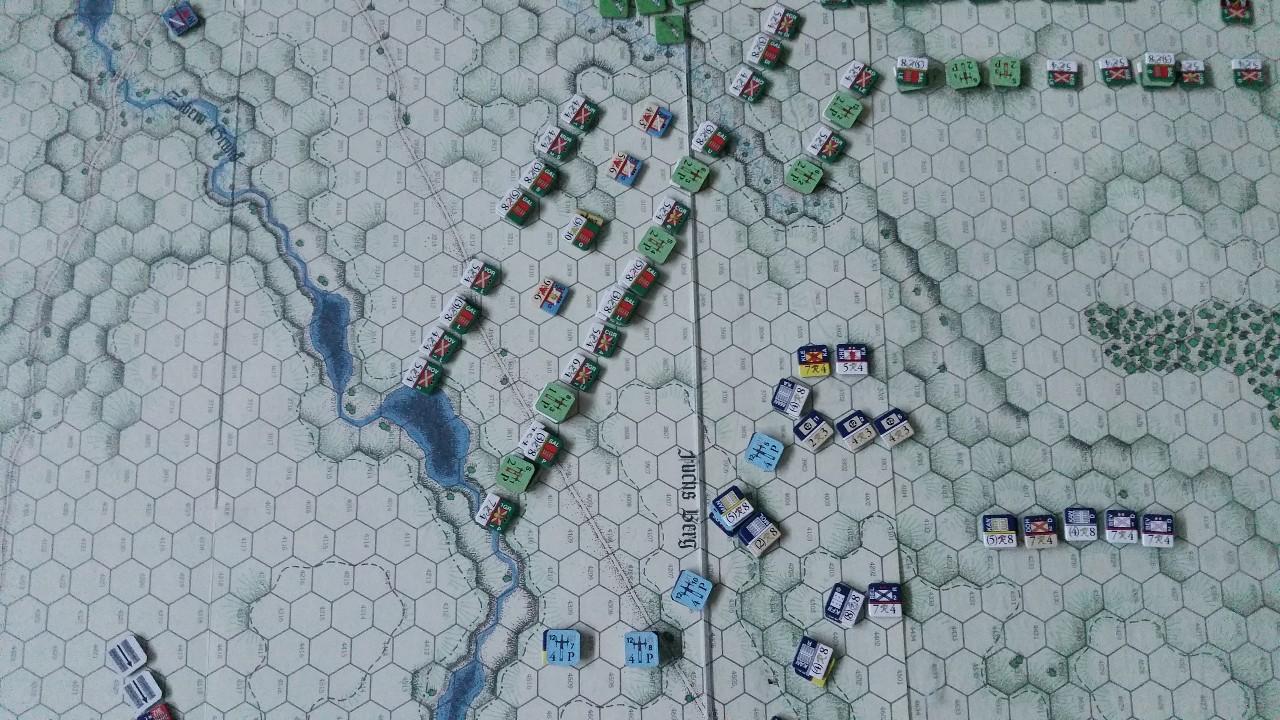 25 août 1758 - la bataille de Zorndorf AZCGp3