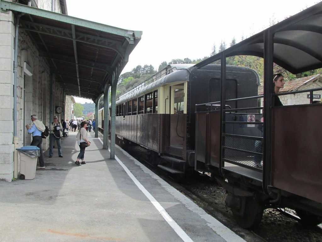 Bambouseraie d'Anduze - Train des Cévennes - Samedi 18 avril 2015 CBbsrz
