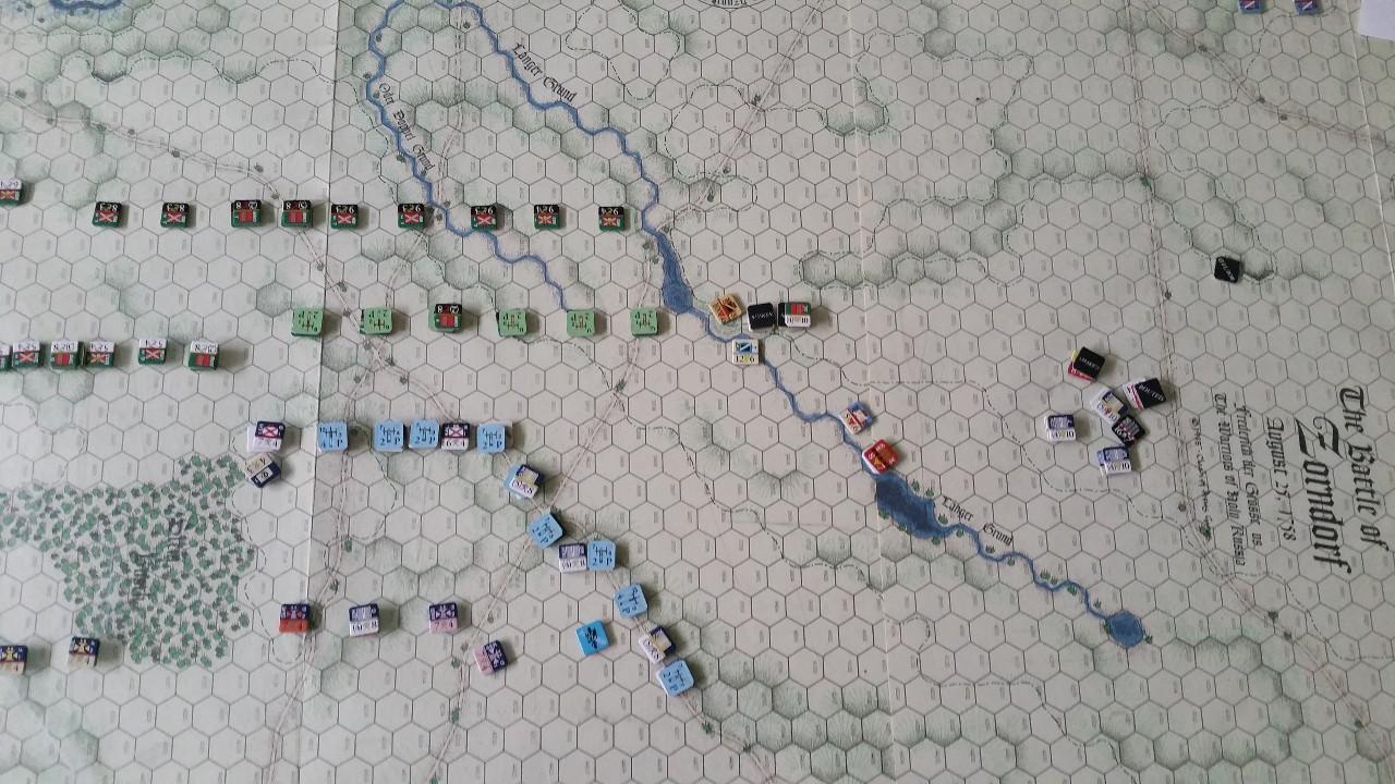 25 août 1758 - la bataille de Zorndorf NJVuEq