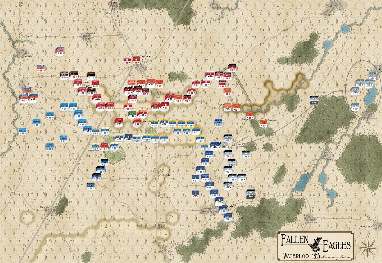 [CR] Fallen Eagles : La Bataille de Mont Saint-Jean X8u4Cz