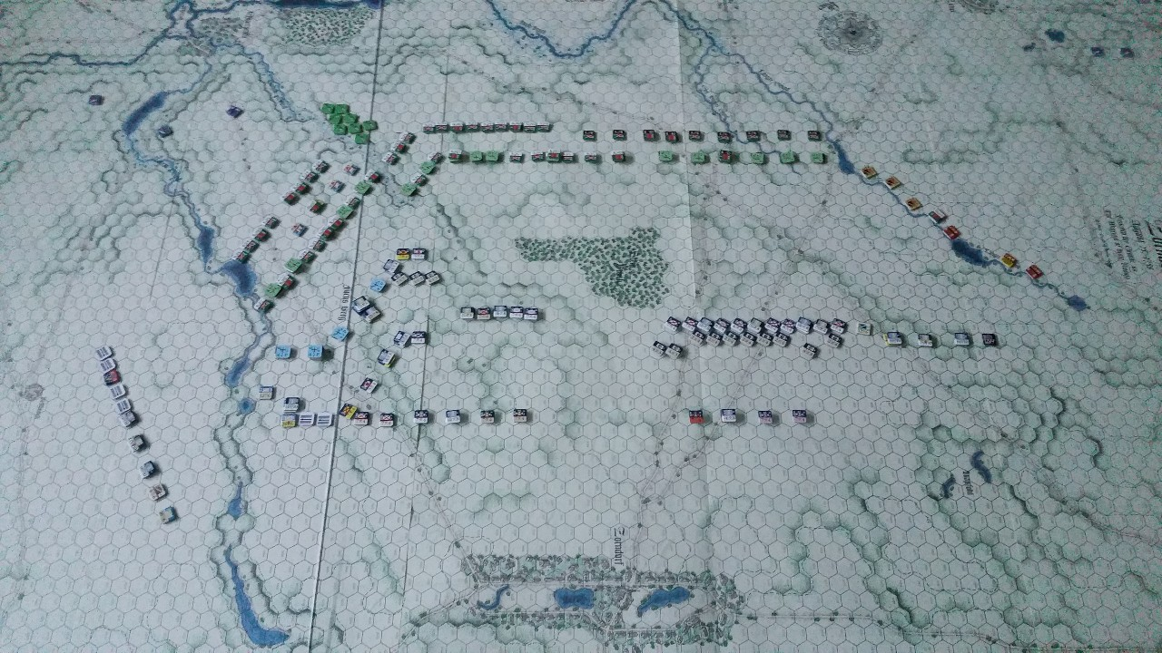 25 août 1758 - la bataille de Zorndorf JWzZMD