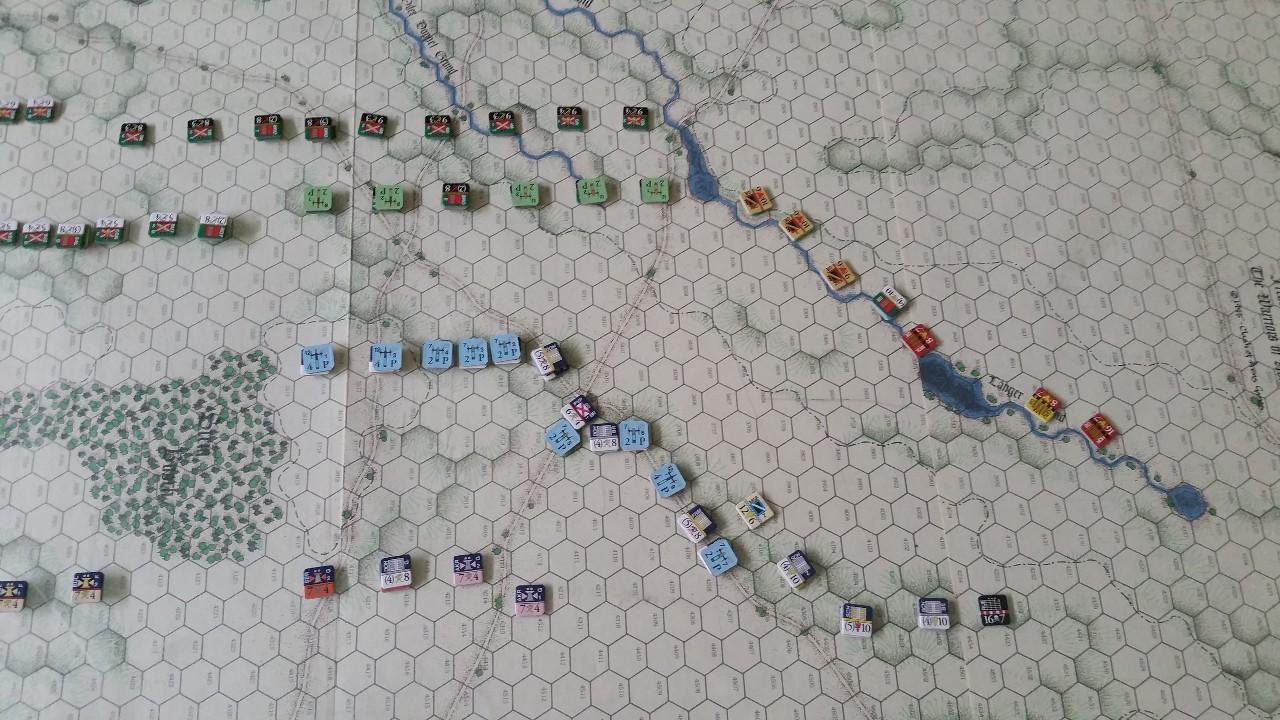 25 août 1758 - la bataille de Zorndorf LnV1rr