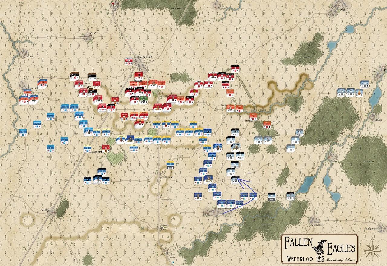 [CR] Fallen Eagles : La Bataille de Mont Saint-Jean NQPDG8