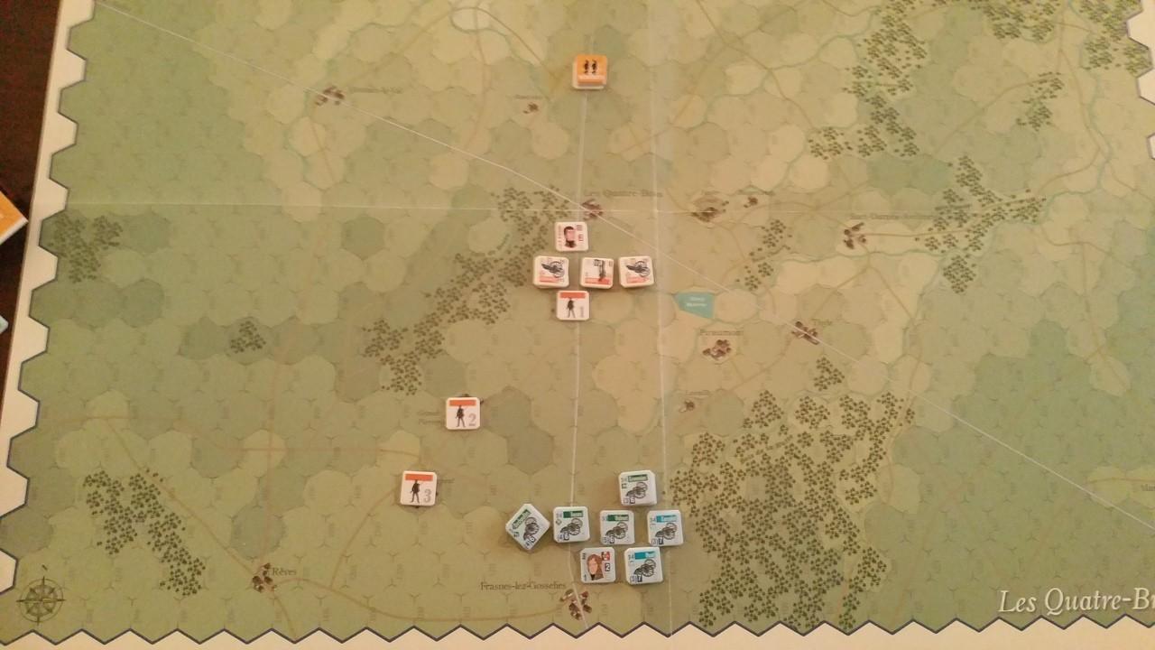 [CR] La bataille des Quatre-Bras (Jours de Gloire) IfcAMF