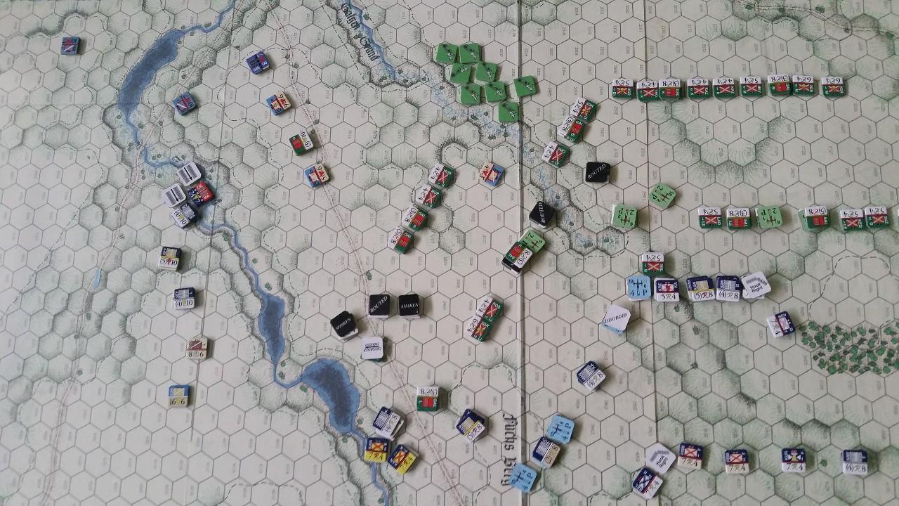 25 août 1758 - la bataille de Zorndorf JD6d4x