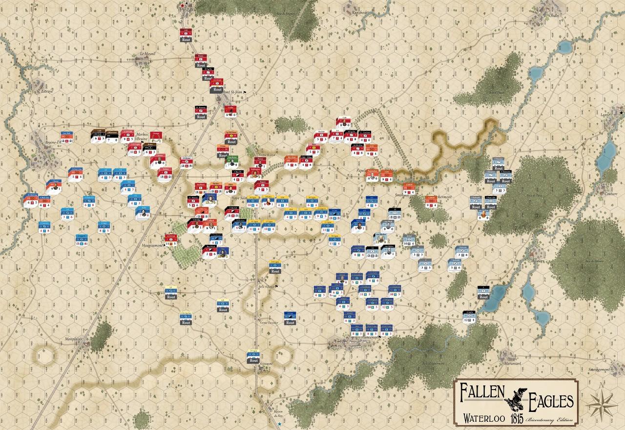 [CR] Fallen Eagles : La Bataille de Mont Saint-Jean WgvXBC