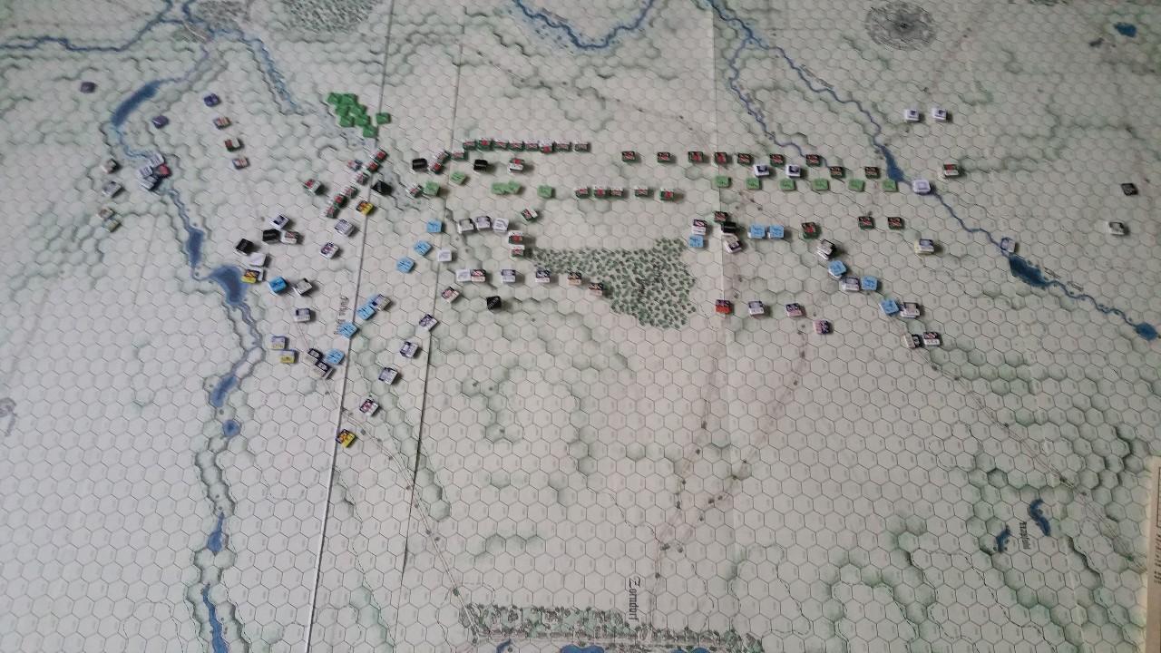 25 août 1758 - la bataille de Zorndorf Jw92gO