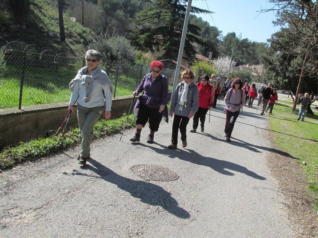Les collines de Septêmes - La Vigie - jeudi 6 mars 2014 Tex7SM