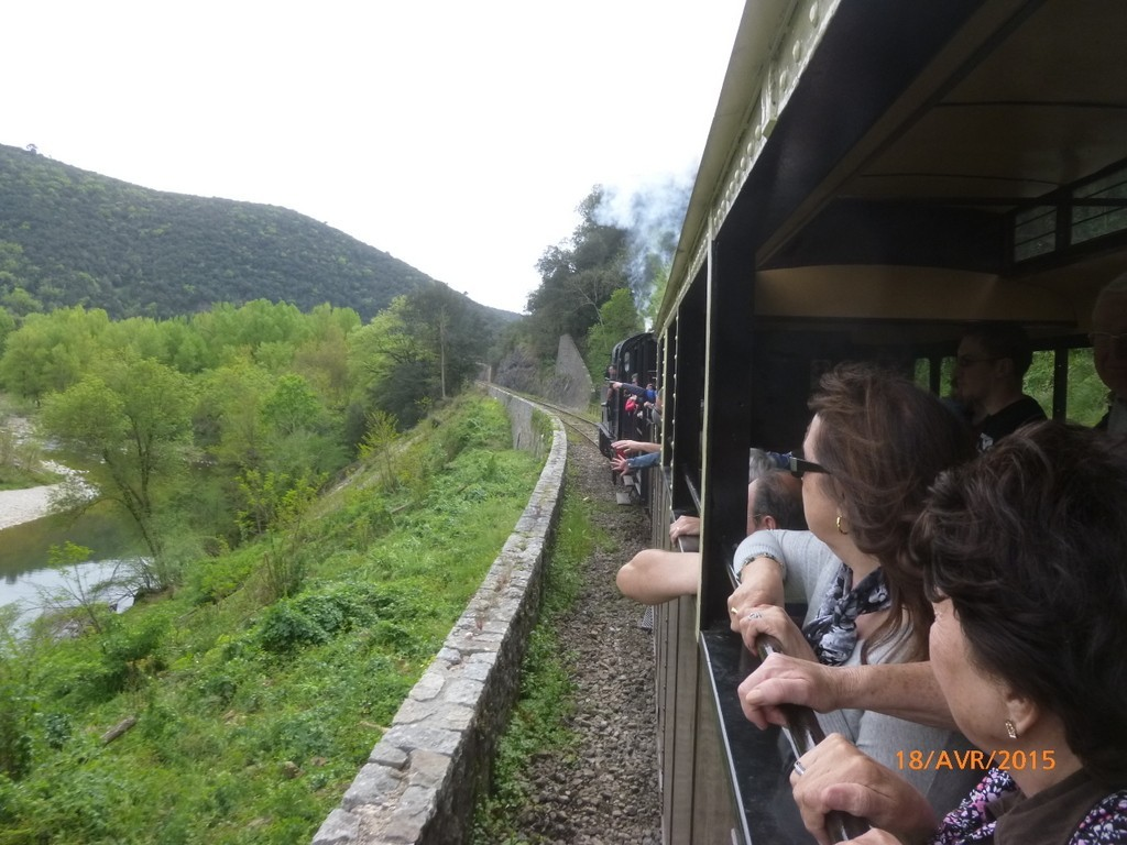 Bambouseraie d'Anduze - Train des Cévennes - Samedi 18 avril 2015 PvjVDM