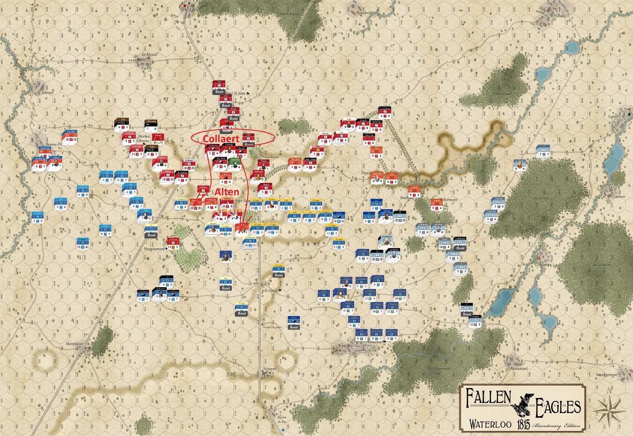[CR] Fallen Eagles : La Bataille de Mont Saint-Jean NBAWiG