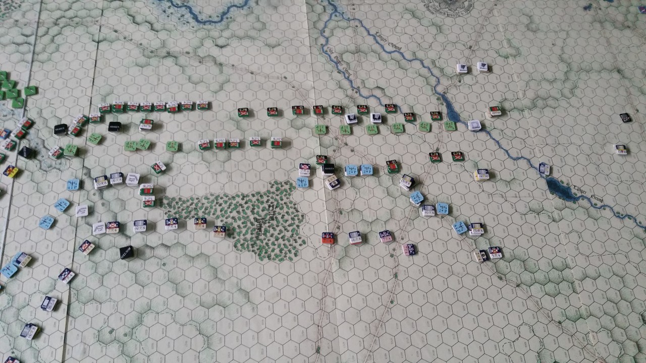 25 août 1758 - la bataille de Zorndorf X9iVVF