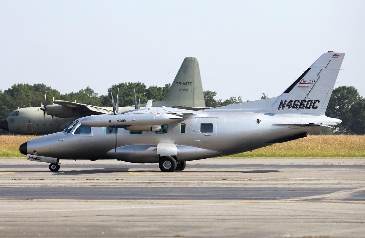 Le 18 Juin 2014-Mitsubishi MU-2 Marquise (MU-2B-60) N466DC + Divers 9lfa