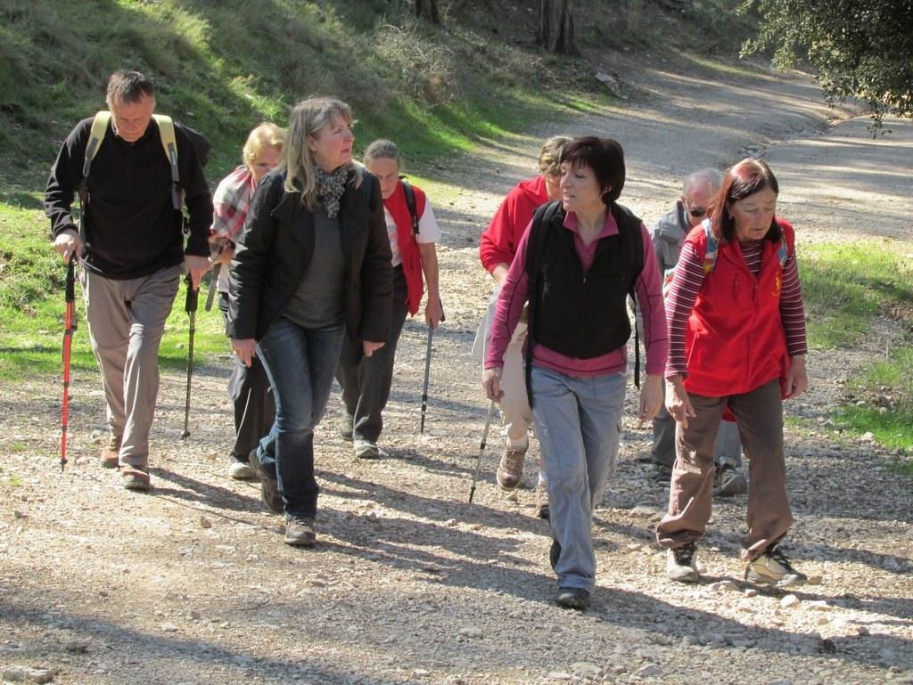 Les collines de Septêmes - La Vigie - jeudi 6 mars 2014 FAw1Pk