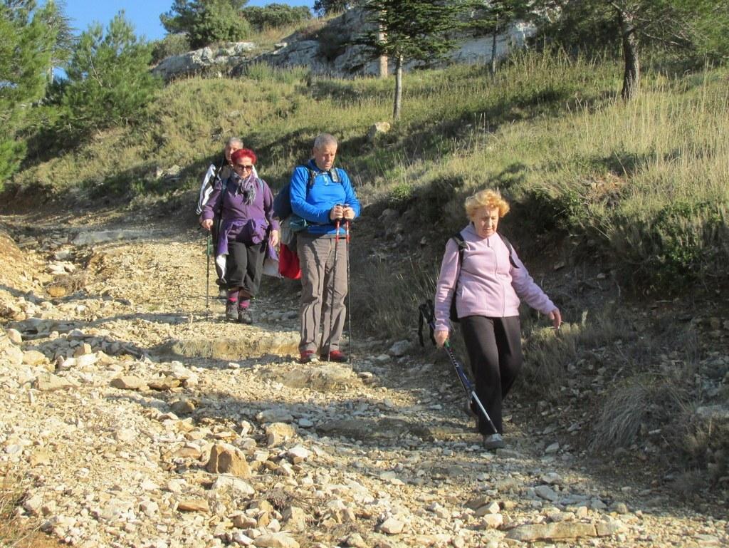 Les collines de Septêmes - La Vigie - jeudi 6 mars 2014 QgtFkS
