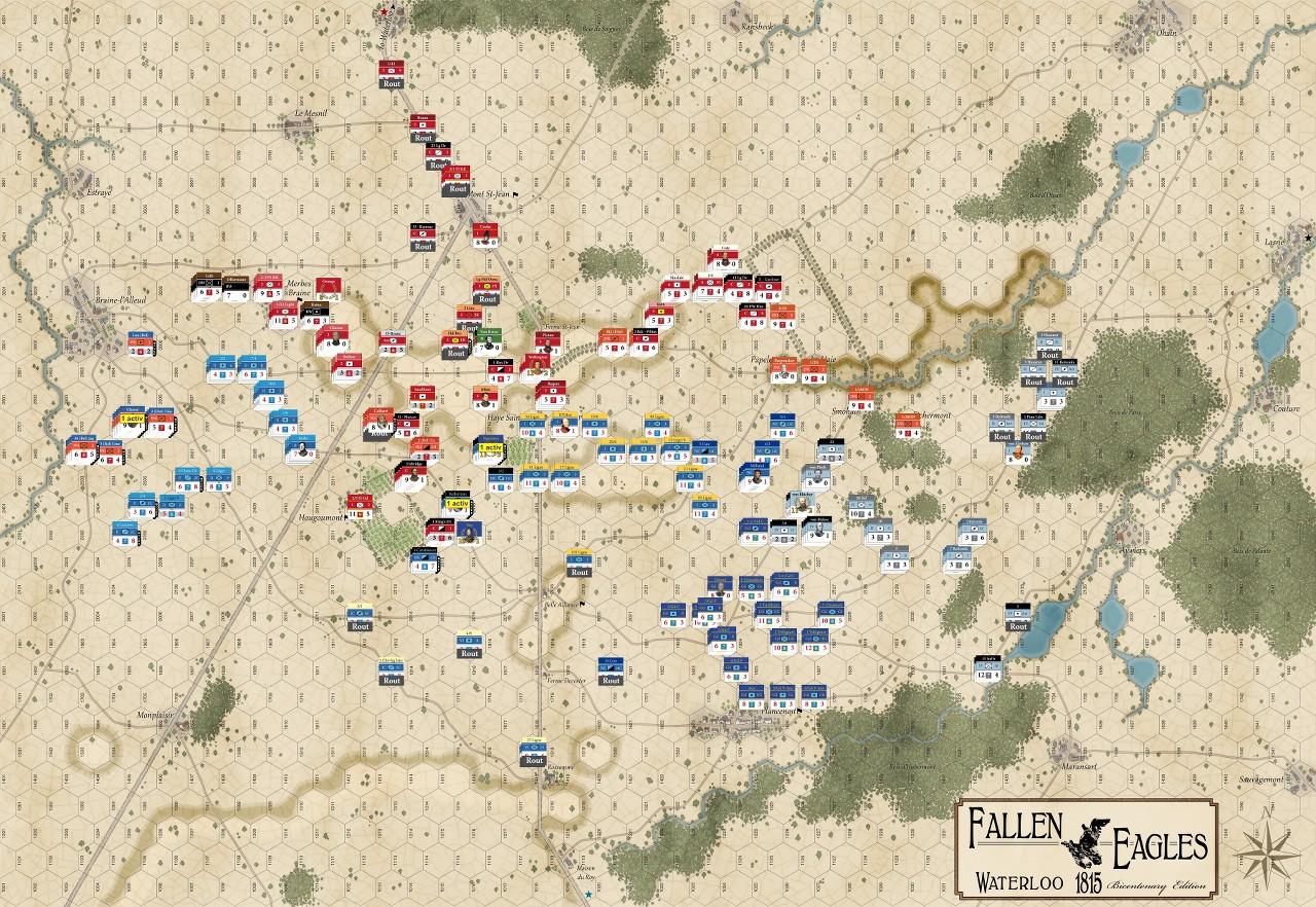 [CR] Fallen Eagles : La Bataille de Mont Saint-Jean BrCdqY