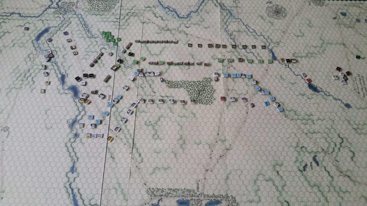 25 août 1758 - la bataille de Zorndorf AjEqUi