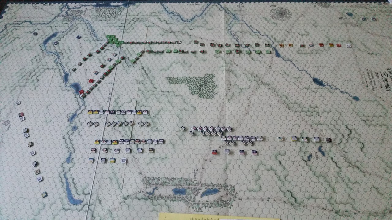25 août 1758 - la bataille de Zorndorf IZE4Ih