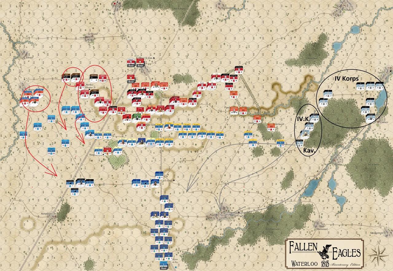 [CR] Fallen Eagles : La Bataille de Mont Saint-Jean Sif2EV
