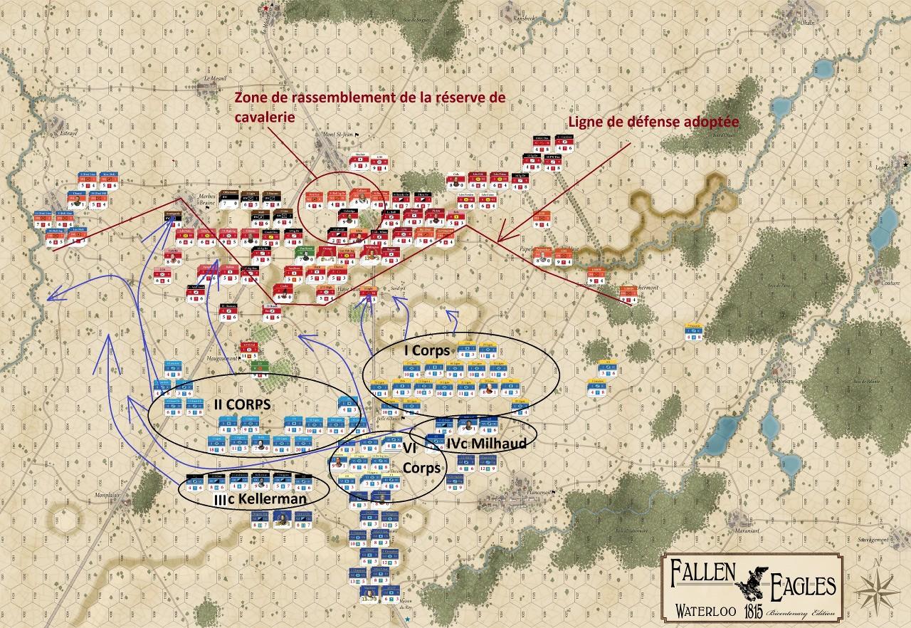 [CR] Fallen Eagles : La Bataille de Mont Saint-Jean VsIBo8