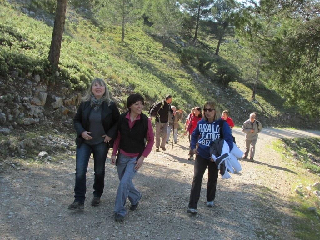 Les collines de Septêmes - La Vigie - jeudi 6 mars 2014 BDHTRp