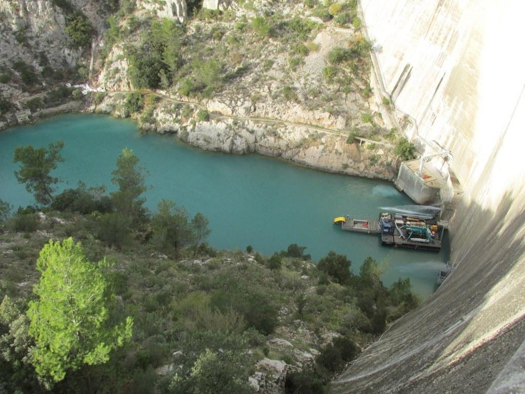 Roques Hautes - Barrage de Bimont -jeudi 10 novembre 2016 0D0VON