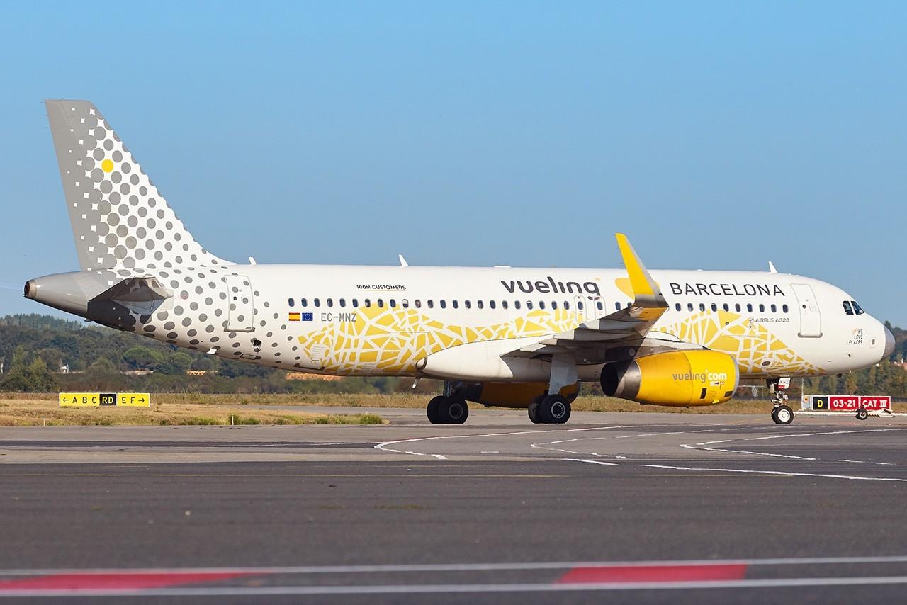 "[02/09/2018] Airbus A330 [EC-MNZ] Vueling ""love Barcelona"" KESxGX"