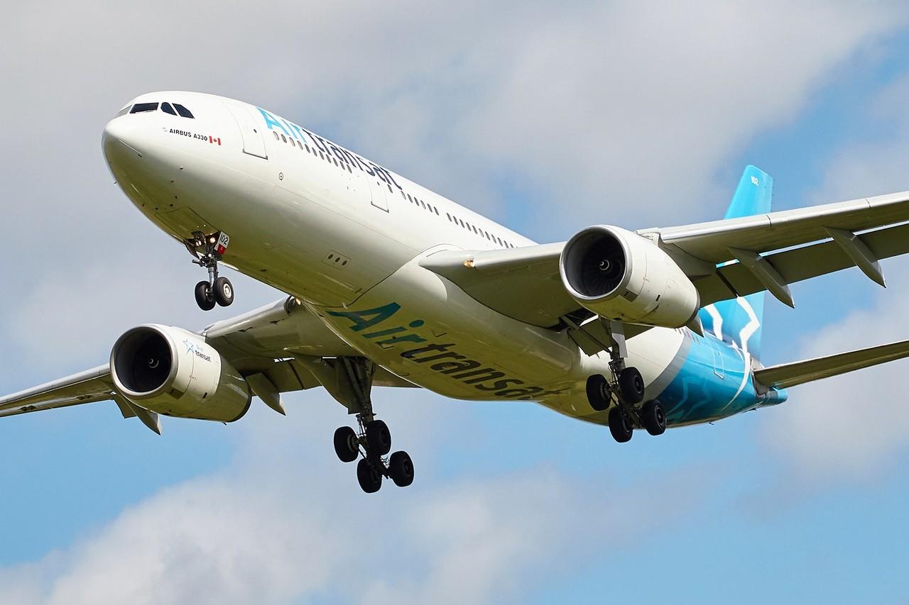 """[08/08/2017] Airbus A330-200 (C-GITS) Air Transat aka """"Planeur des Açores"""" S7po2M"""