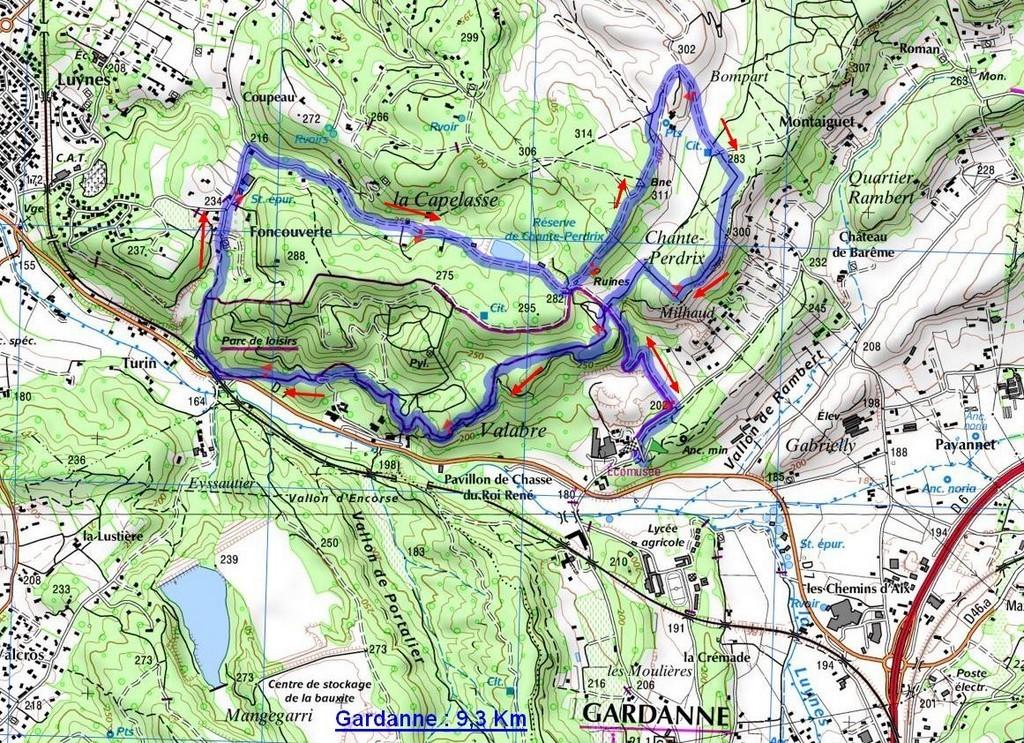 Gardanne -Jeudi 08 Décembre 2016 CPDPuy