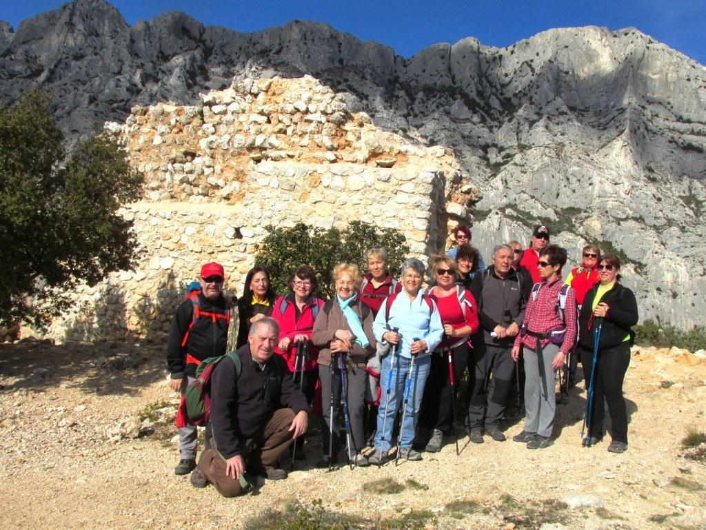St Antonin - Oppidum Untinos -Jeudi 2 mars 2017 8AFjho