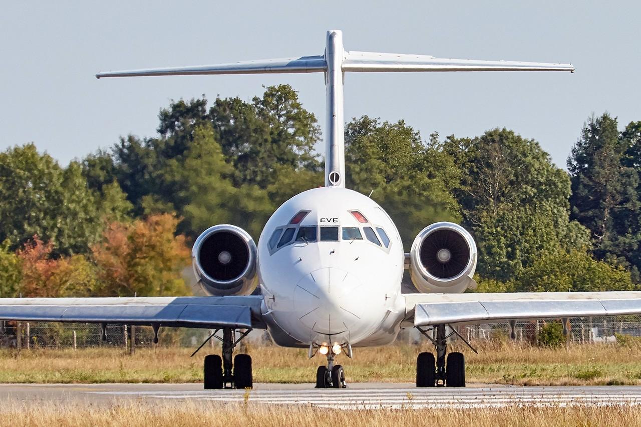 [09/09/2018] MD-87 (ZS-TRJ) Tunisair Z5PhUH