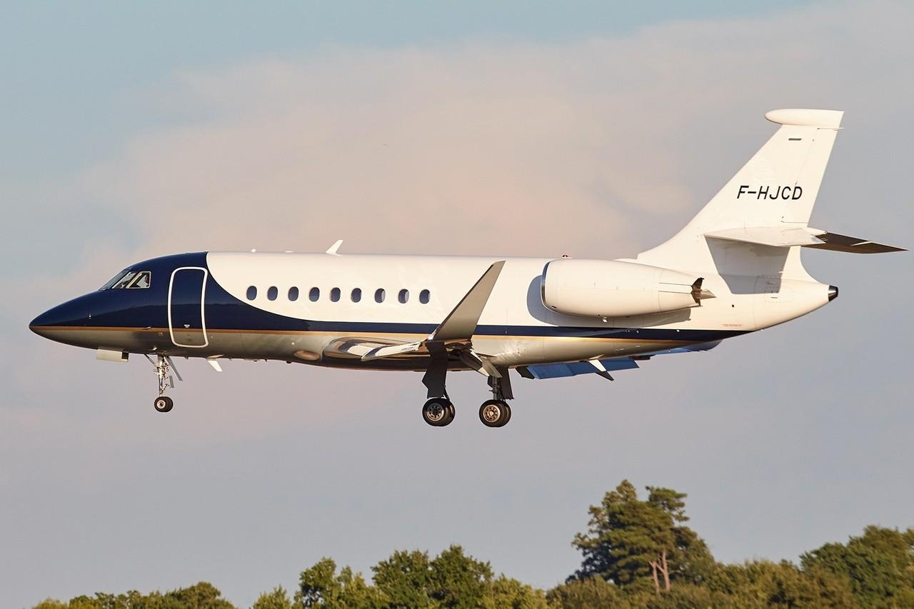 [BIZ JETS] L'Aviation d'Affaires de 2018...   BA3Vba