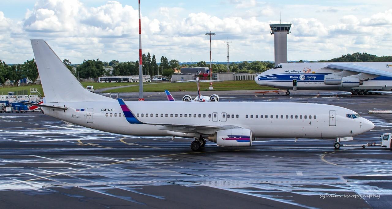 [22/05/2016] Boeing 737-800 (OM-GTE) Go2Sky U8BS9i