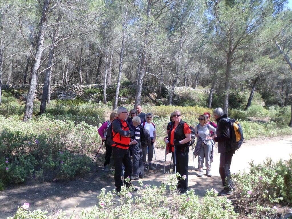 St Mitre - Figuerolles -jeudi 20 avril 2017 NuPLUA