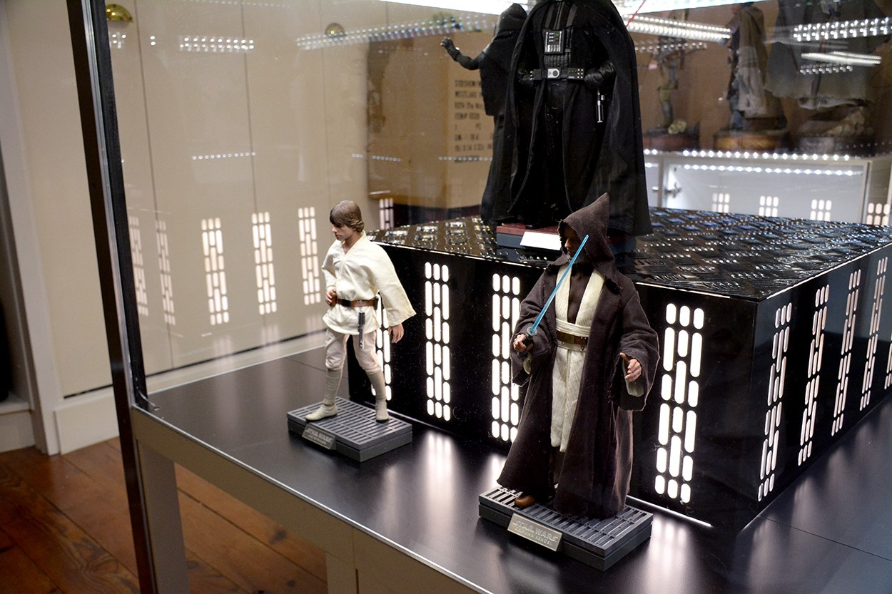 Star Wars Acrylic Display Case  ZA9pl9