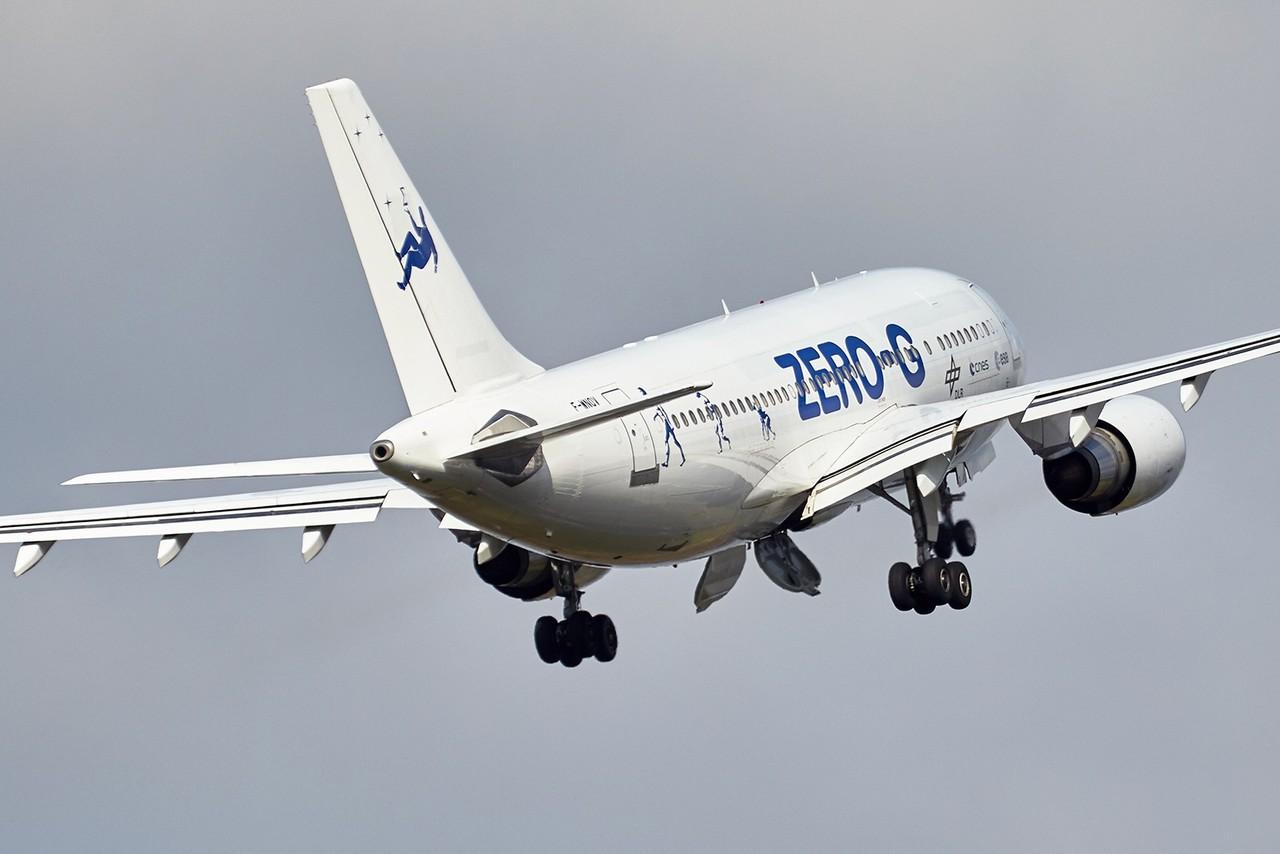 20/02/2018] Airbus A310 (F-WNOV) Zéro G AEULMH
