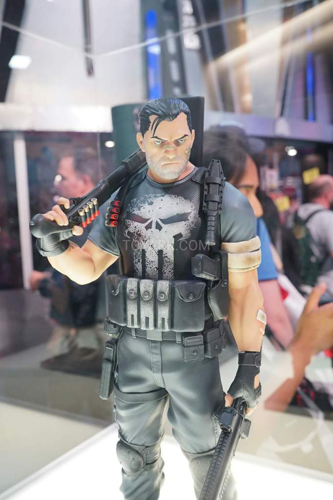 PUNISHER STATUE GENTLE GIANT PPSzTC