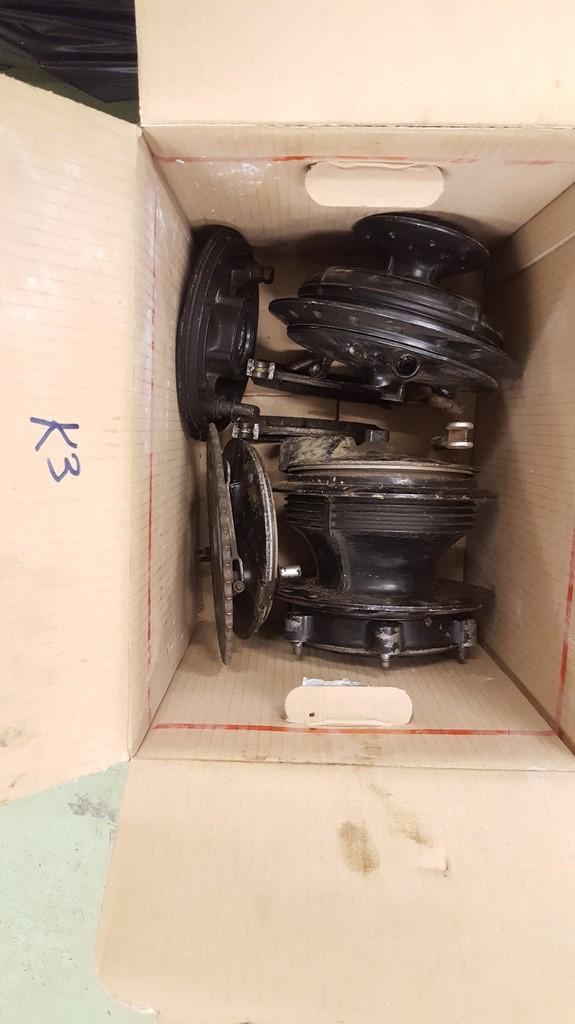 Pièces DT400MX et DT250MX à VENDRE Qfu196