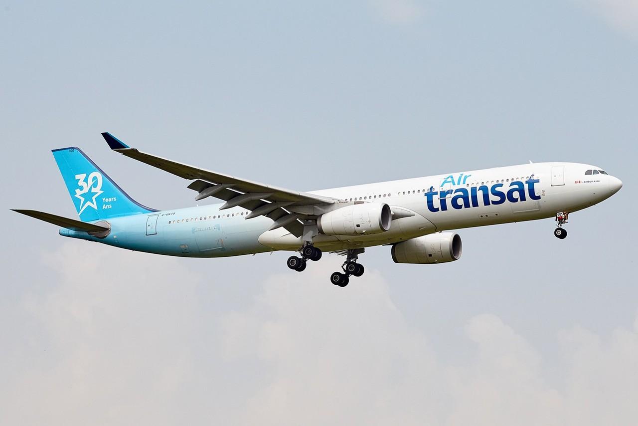 """[07/08/2018] Airbus A330 (C-GKTS] Air Transat livrée """"30ans"""" TZzrkr"""