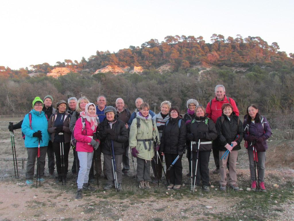 La Mérindole - Plateau de L'Arbois - Jeudi 8 Février 2018 HEMwkb