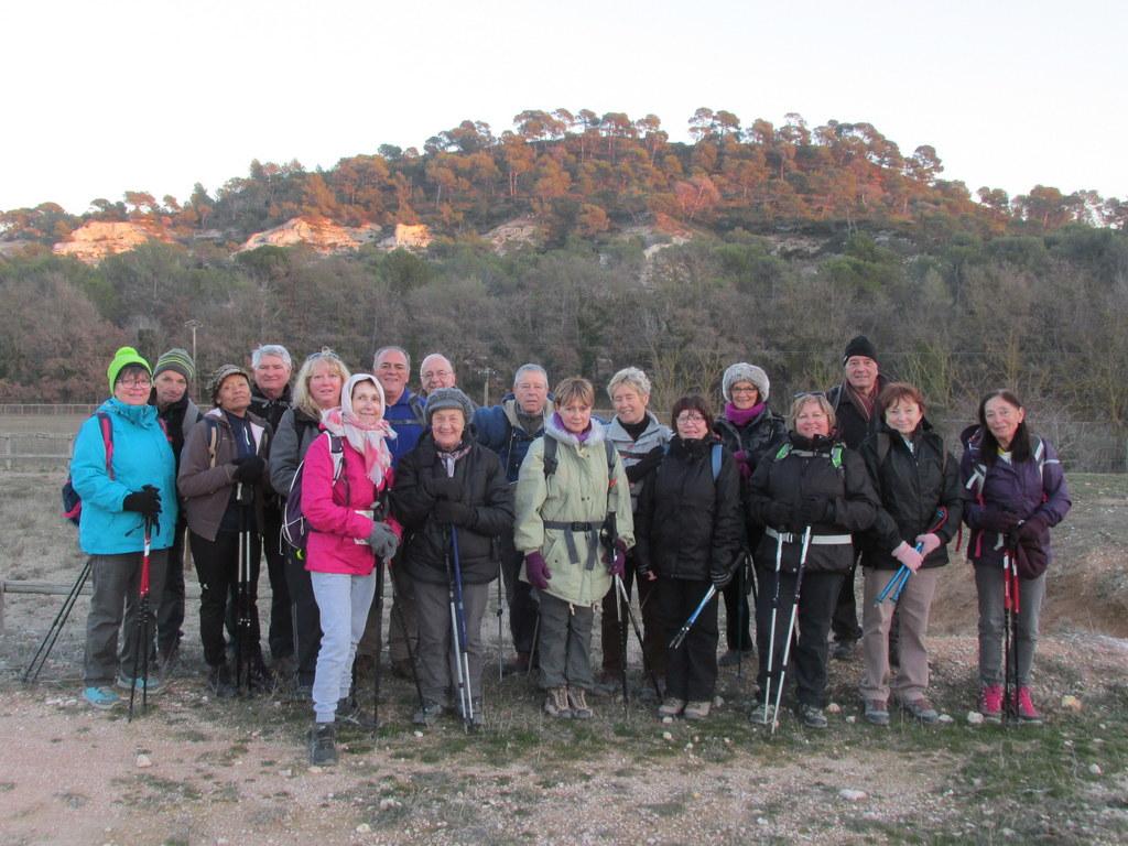 La Mérindole - Plateau de L'Arbois - Jeudi 8 Février 2018 YKgNHL