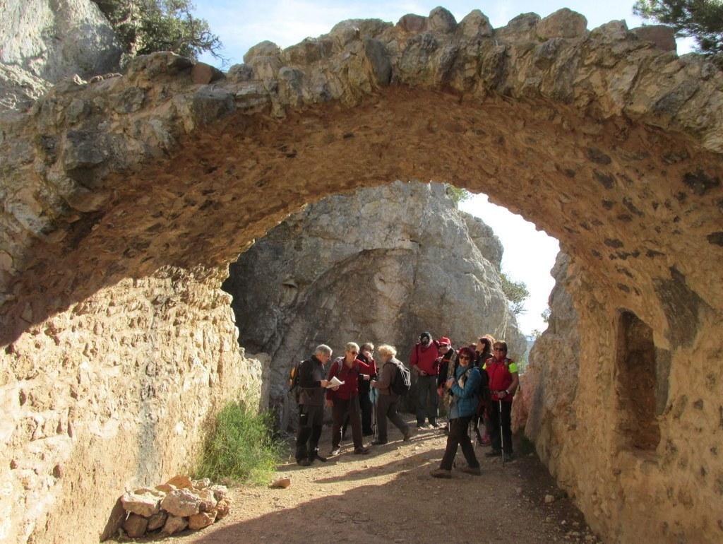 St Antonin - Oppidum Untinos -Jeudi 2 mars 2017 AfW2ZU