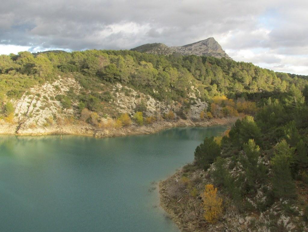 Roques Hautes - Barrage de Bimont -jeudi 10 novembre 2016 D3RIJJ